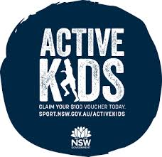 It's time to use your Active Kids vouchers