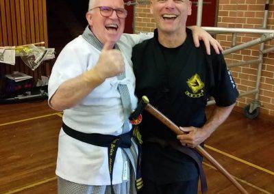 sword haidong gumdo martial art