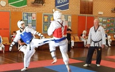Sparring Workshop – Term 1, 2020